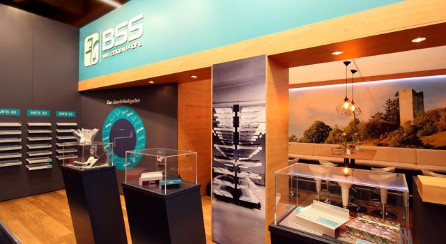 BSS GmbH Fensterbau Frontale 2018
