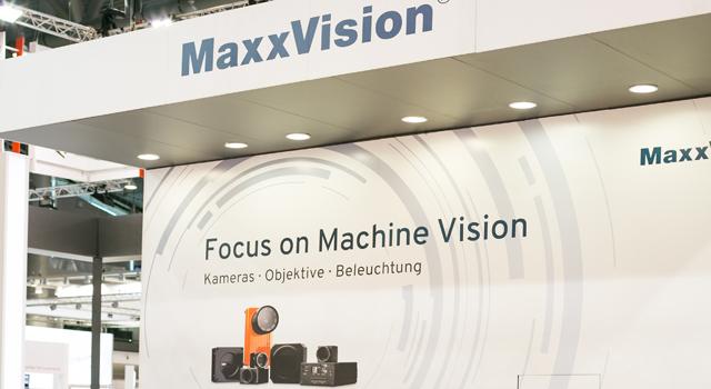 MaxxVision, Hikvision, Toshiba Teli, Vision 2018